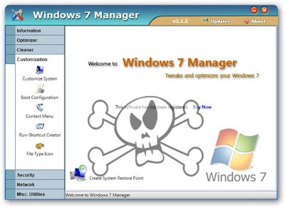 Lançamentos 2012 Downloads Windows 7 Manager + Serial