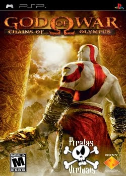 Lanamentos 2012 Downloads God Of War: Chains Of Olympus  PSP