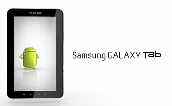Samsung Galaxy Tablet Is Official Now
