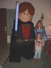 Anakin, Allison & Abigail