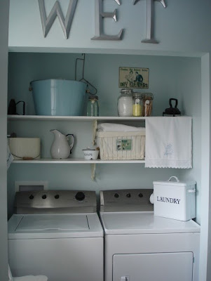decoración lavandería laundry safareig