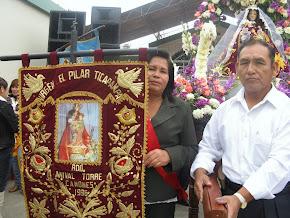 PRESIDENTE DE LOS PILARINOS 2012-2013