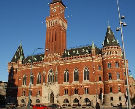 dominerande ledsagare fett i Helsingborg