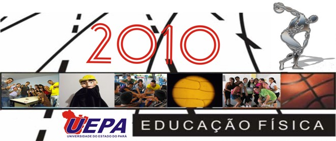 Educação Física - Uepa - 2010