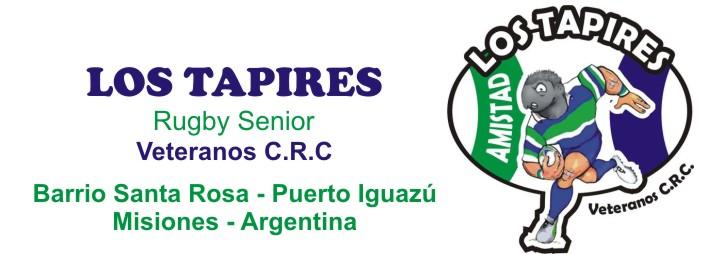 TAPIRES - VETERANOS CRC