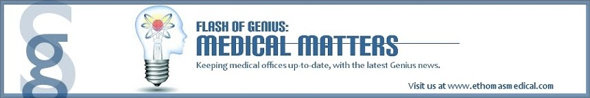 Flash of Genius:  Medical Matters