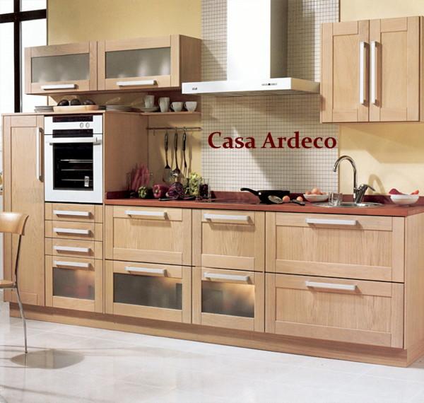 Casa Ardeco: Cocina Moderna Tipo Lisa 017