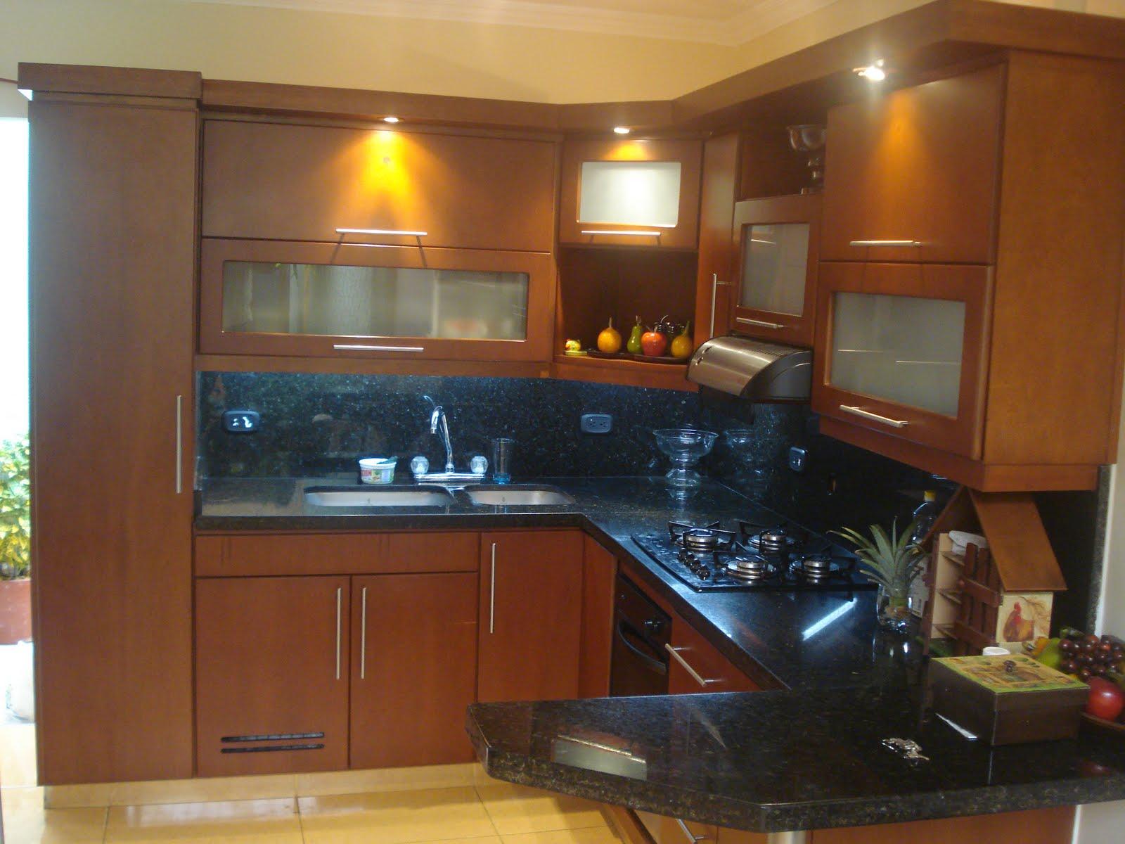 Casa Ardeco: Cocina Moderna Tipo Lisa 014
