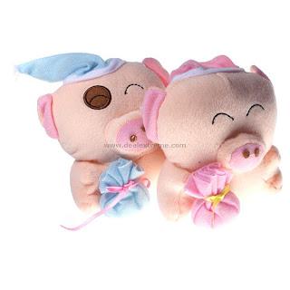 Sleeping Pigs USB Speaker