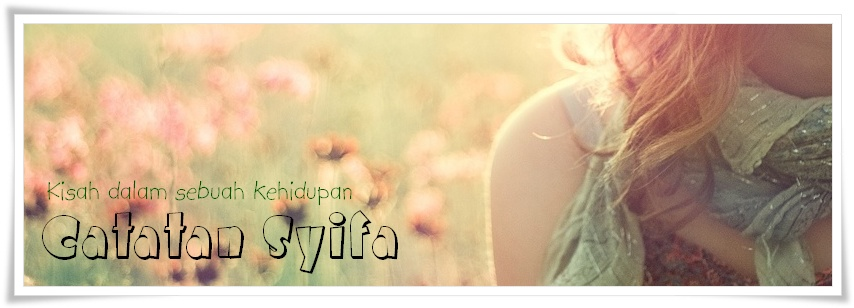 Catatan Syifa