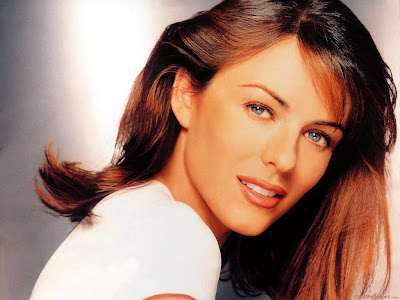 Elizabeth Hurley Official Website