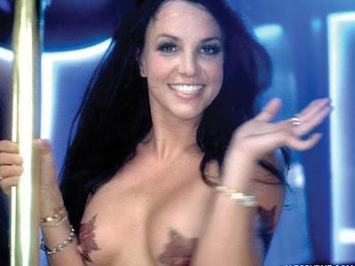 Britney Spears Nua