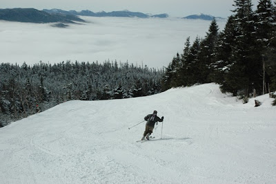 Telemark Tuesday at Whiteface