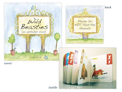 Wild Beasties Book