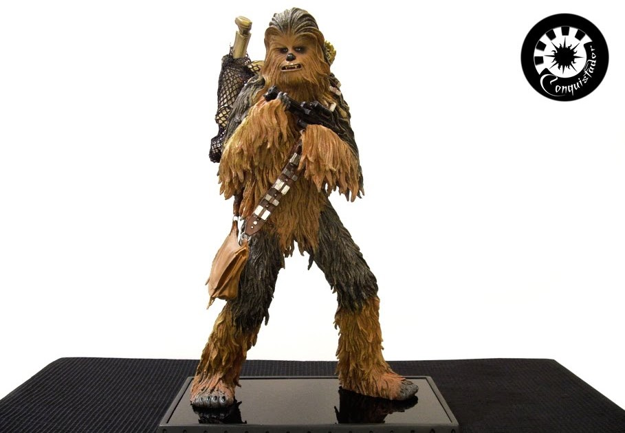 Star Wars Gentle Giant Statue Chewbacca
