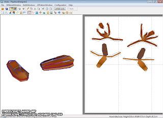Ninjatoes' papercraft weblog: 976-SHOE