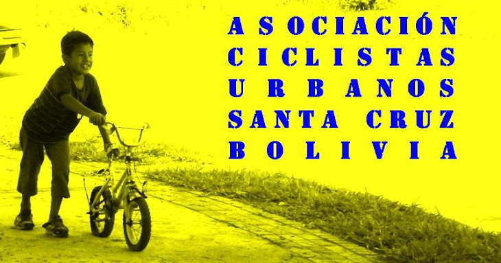 CICLISTAS URBANOS DE SANTA CRUZ