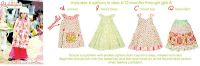 Portabellopixie Gracie Dress