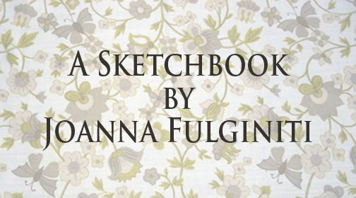 A Sketchbook by Joanna Fulginiti