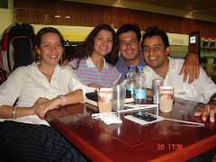 Despedida de mis Cocheé en Ecuador