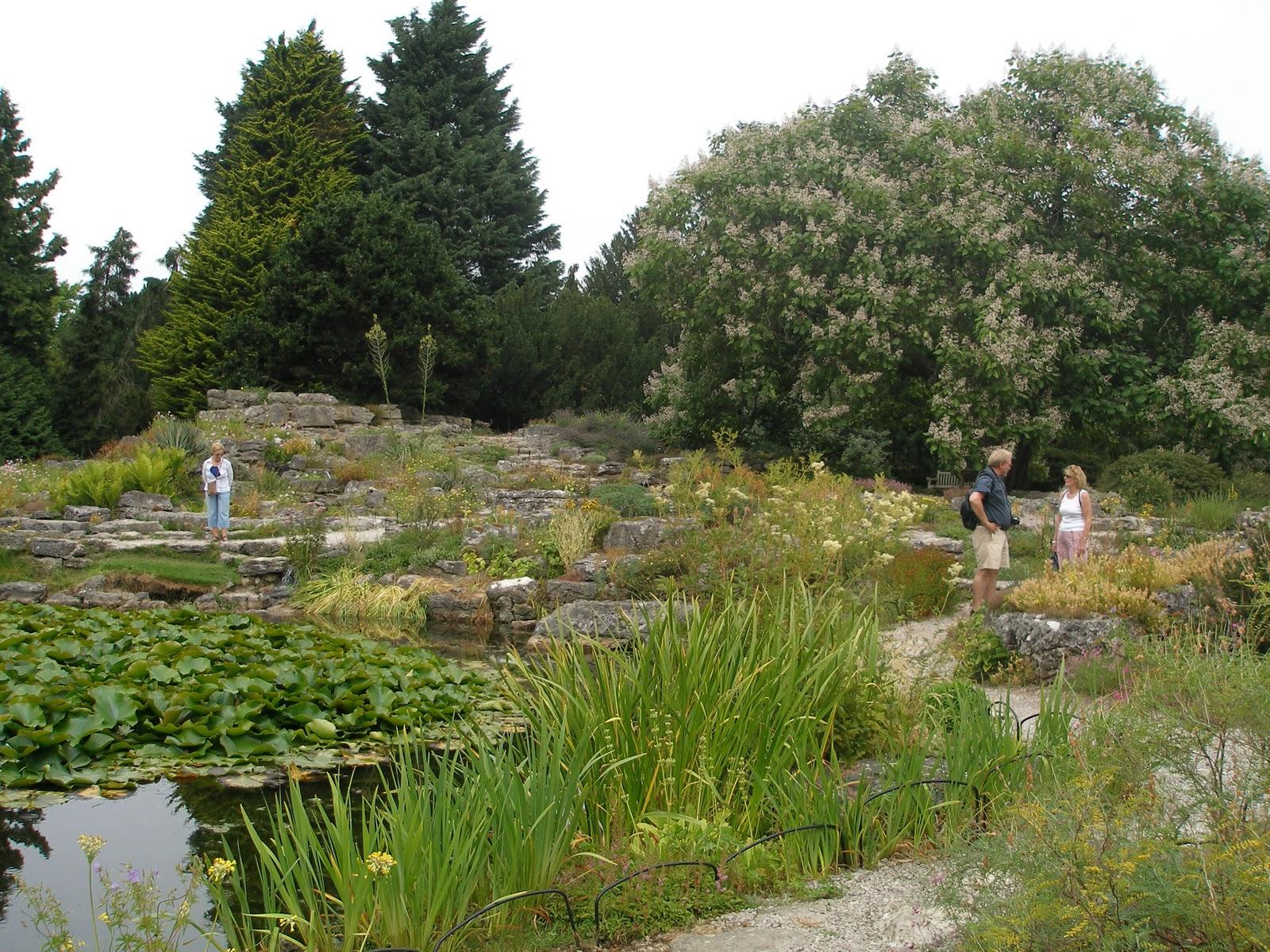 Designalandscape Cambridge University Botanical Garden