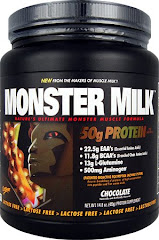 Monster Milk 400g