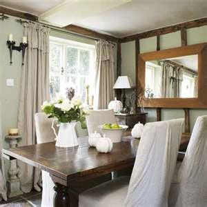 Elegant dining at home