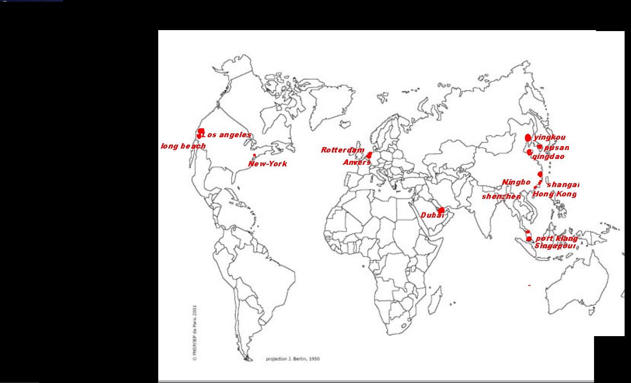 Iddtmm9 les plus grands ports du monde - Les plus grand port du monde ...