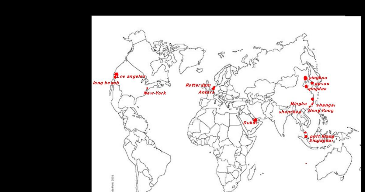 Iddtmm9 les plus grands ports du monde - Plus grands ports du monde ...