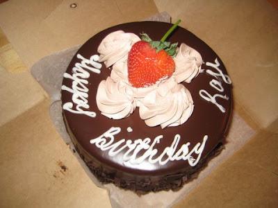 Cake Images Kartik : Raji s Ramblings: (Sixty) First Birthday