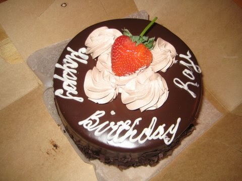 Cake Images With Name Kartik : Raji s Ramblings: (Sixty) First Birthday