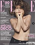 Laetitia Casta Nude in Elle France