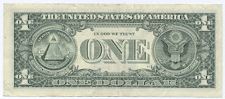 uang satu dollar