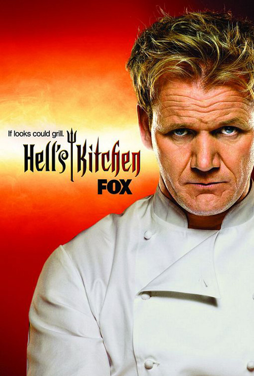 hell kitchen chef