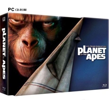 لعبة المغامرات كوكب القرود Planet Of The Apes مضغوطة بحجم 123 ميجا فقط على اكثر من سيرفر P1