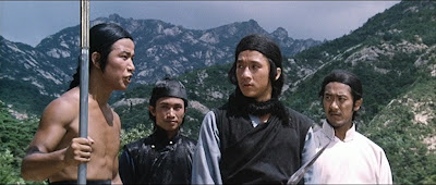 The Hand of Death Starring Tao-liang Tan and Jackie Chan