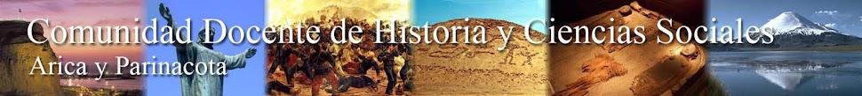 Comunidad Docente de Historia y Ciencias Sociales