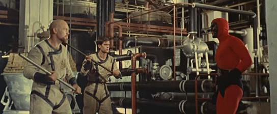 Superargo, el hombre enmascarado- SUPERARGO CONTRA DIABOLICUS- 1966, Nick Nostro ACCION2