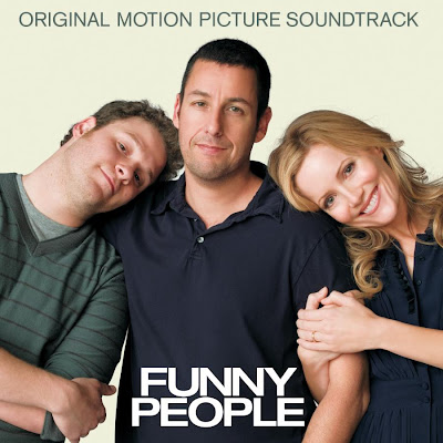 funny people soundtrack. Rogen trip Funny People.