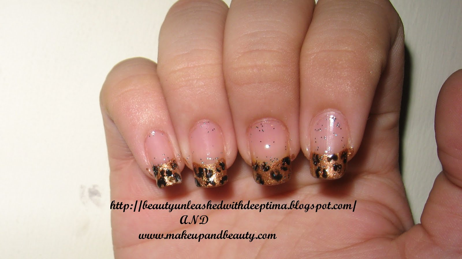 Simply Deeptima Beauty And Lifestyle Blog Leopard Print French