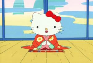 Jessica Mackenzie Designs Hello Kitty
