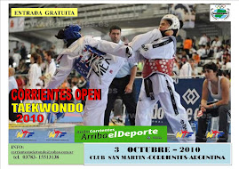 CORRIENTES OPEN 2010