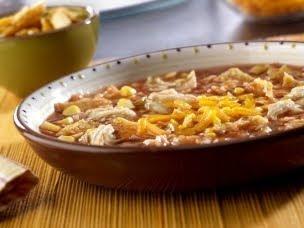 Santa Fe Chicken Tortilla Soup