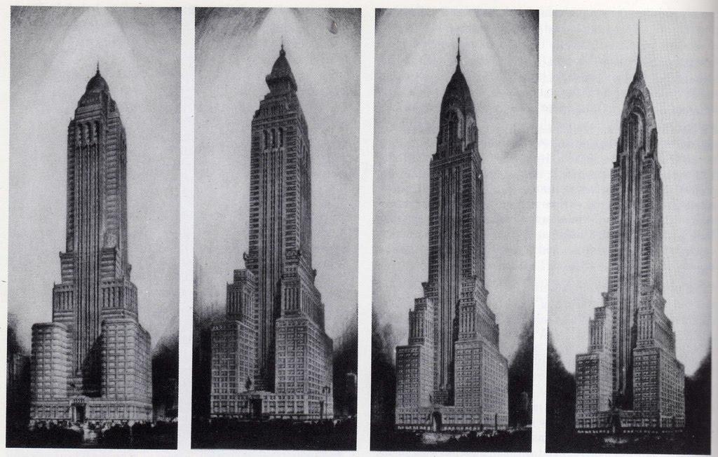 Chrysler Building New York City. Chrysler Building New York Ny