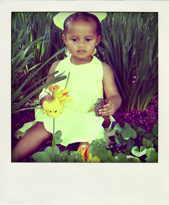 Maya in the Spring