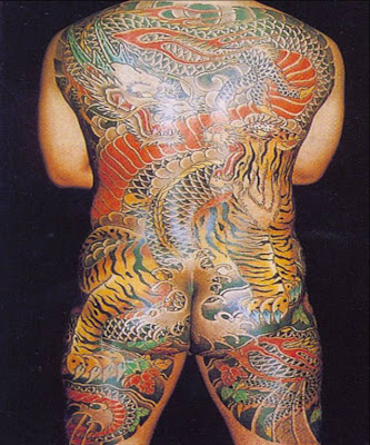 tattoo photos japan
