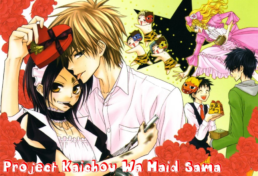 Project Kaichou Wa Maid-Sama