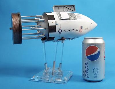 orion spacecraft plastic model kit fantastic - photo #28