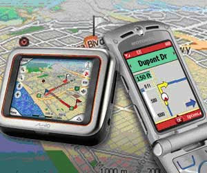 Cell Phone Gps Application