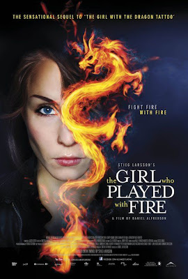 The Girl Who Played With Fire movie